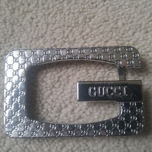 Other - GUCCI Belt Buckle